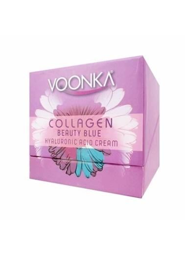 Voonka Voonka Collagen Beauty Blue Hyaluronic Acid Cream 50ml Renksiz